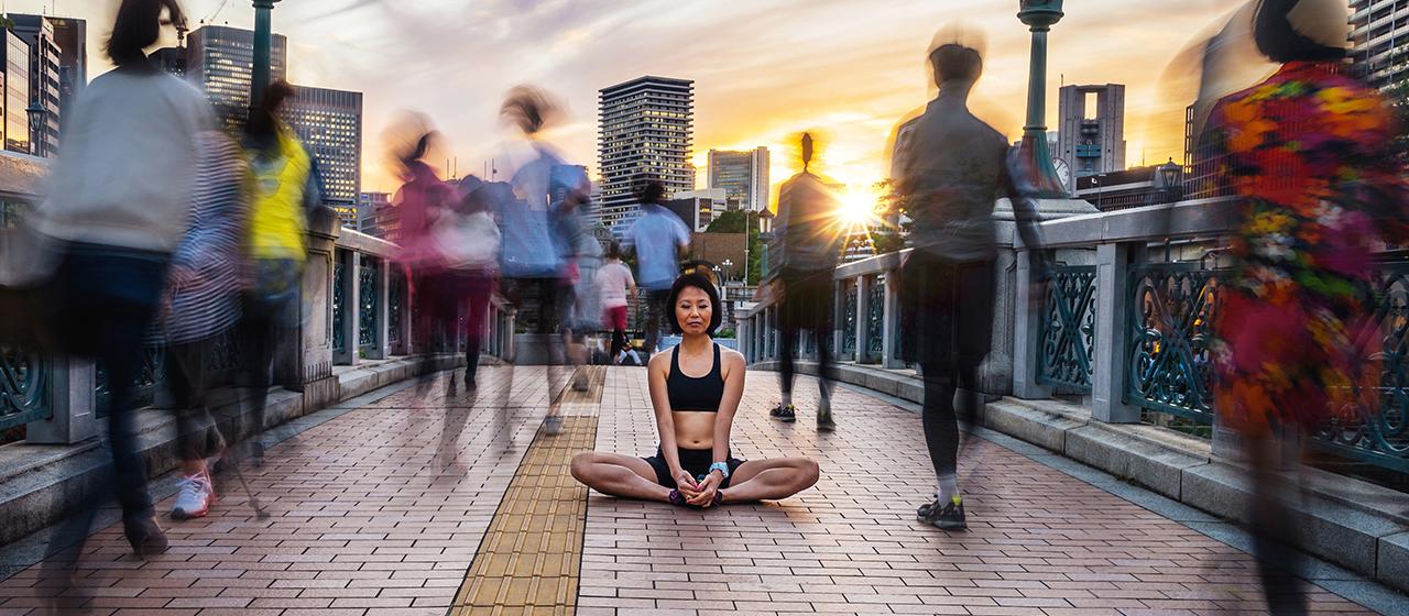 Yoga in Society